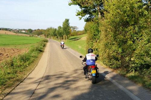 Motorrijbewijspoint Limburg examengarantie